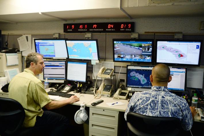 Honolulu - Worker Who Hit False Missile Alert Is Reassigned