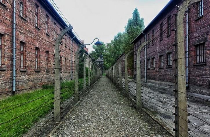 Союз британских землевладельцев извинился за использование фотографии Освенцима