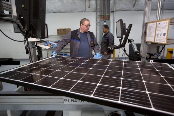 Washington Trump Hits Solar Panels Washing Machines