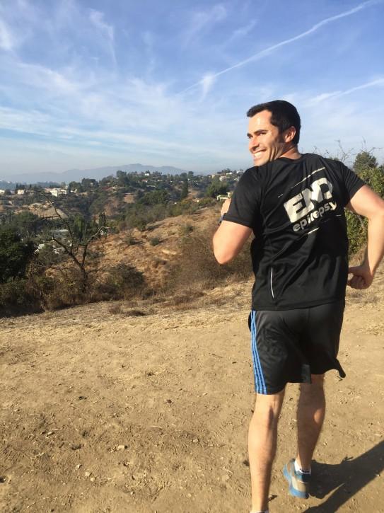 Boston – He's Trying To Run World's Fastest Marathon _ Backward
