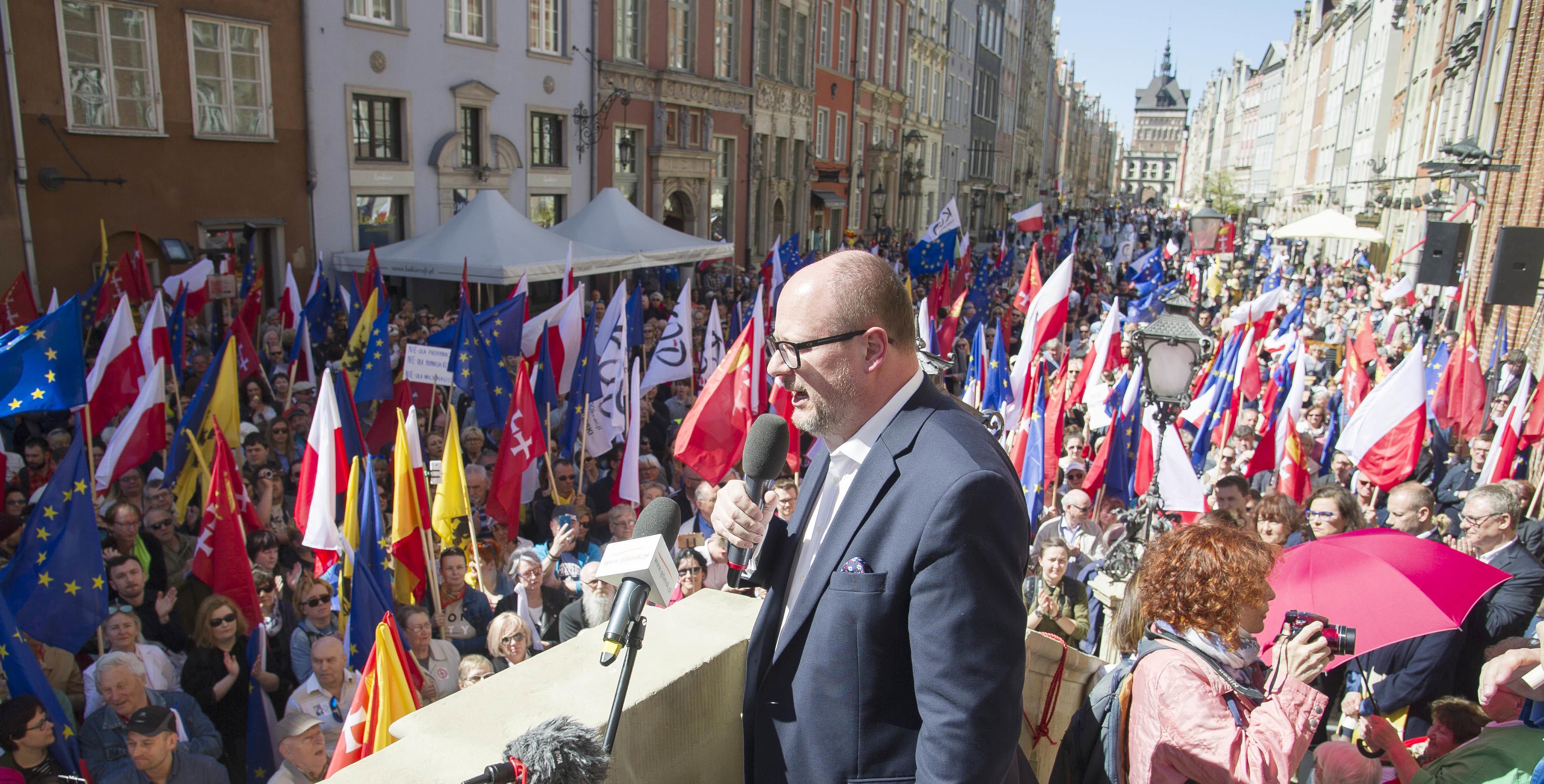 Gdansk Poland Holocaust Survivor Warns Polish Leaders Over Nazi