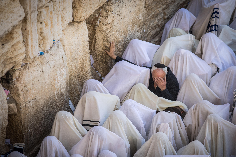Jerusalem - U S  Ambassador To Israel David Friedman Joins Hundreds