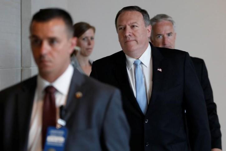 Washington – WP: U.S. Secretary Of State Nominee Pompeo Met With North Korea's Kim