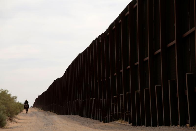 New Mexico Work Begins On New Serious Structure Border