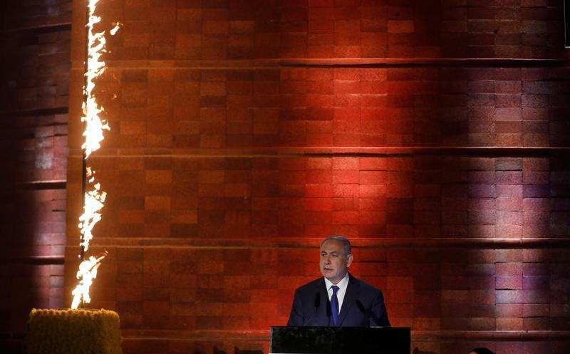 Netanjahu Holocaust