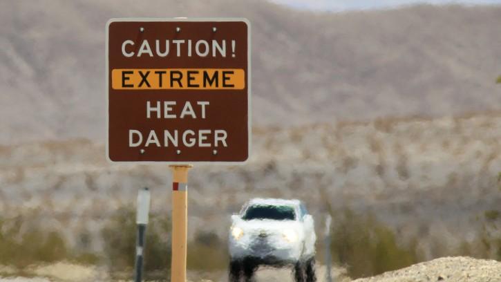 Arizona – Phoenix Hits Record-setting 106 Degrees And Counting