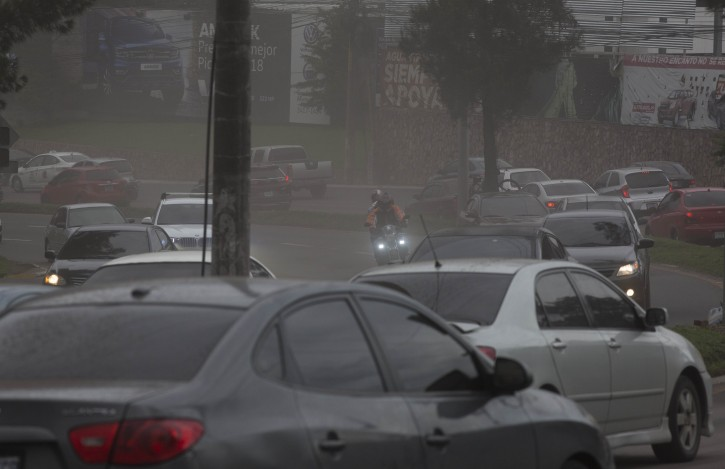 Guatemala City – At Least 6 Killed, 20 Hurt By Erupting Volcano In Guatemala