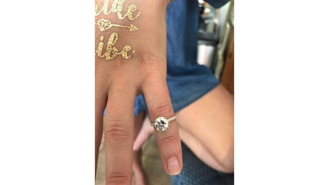 Fire island nail