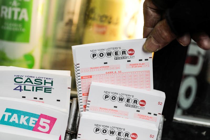 Trenton Nj Winner Of 315 Million Powerball Jackpot Comes Forward