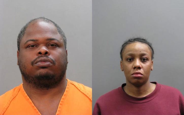 Rahmel Watkins(L), 35 and Zakiyyah Steward, 25.