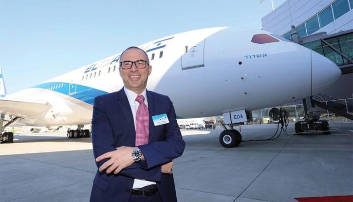 FILE - El Al CEO Gonen Ussishkin