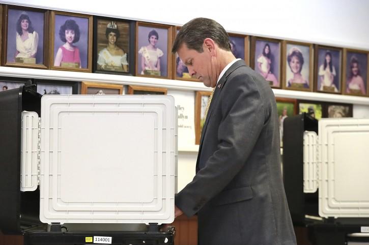 Atlanta – Trump-backed Candidate Kemp Wins Georgia GOP Governor Runoff