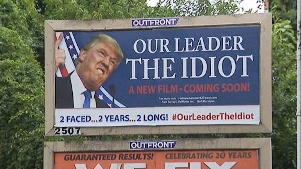 Trump Idiot