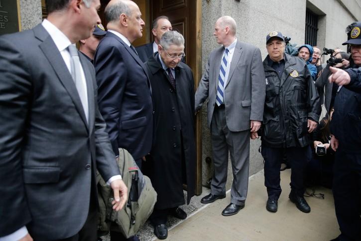 New York – Judge Denies Ex-NY Assembly Speaker Sheldon Silver Bail Pending Appeal