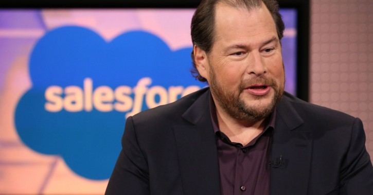 New York – Time Magazine Sold for $190M To Salesforce Billionaire Marc Benioff
