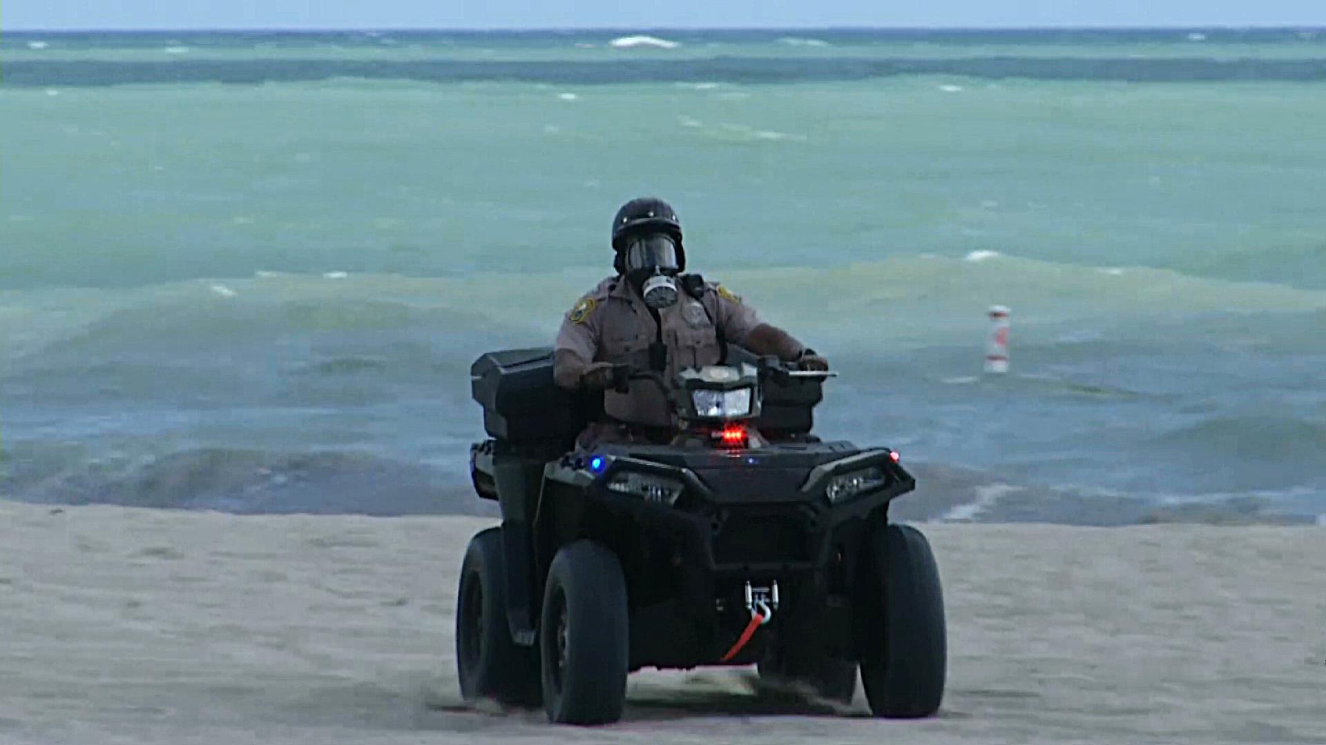 Atv Riding South Beach Miami