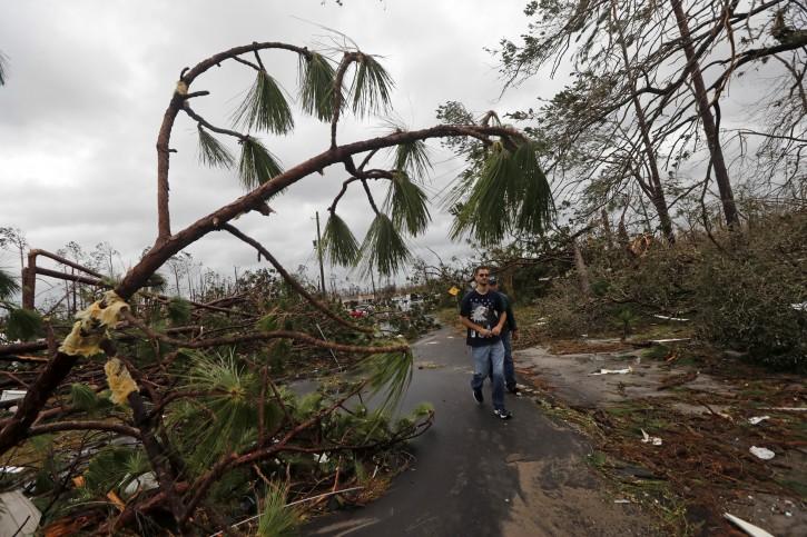 Panama City, FL - PHOTOS: Hurricane Michael Left Path Of