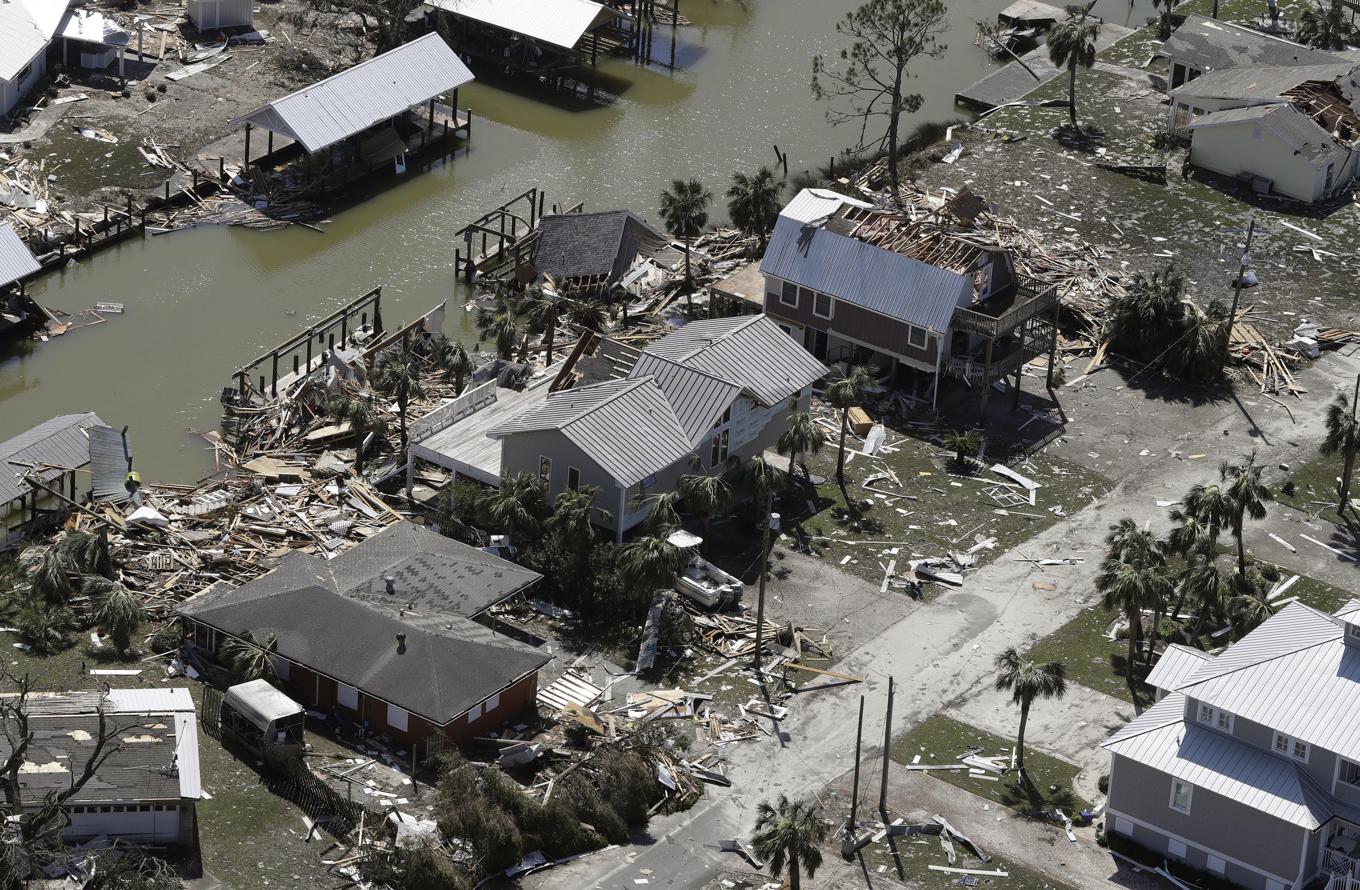 Panama City Fl Death Toll From Hurricane Michael Rises