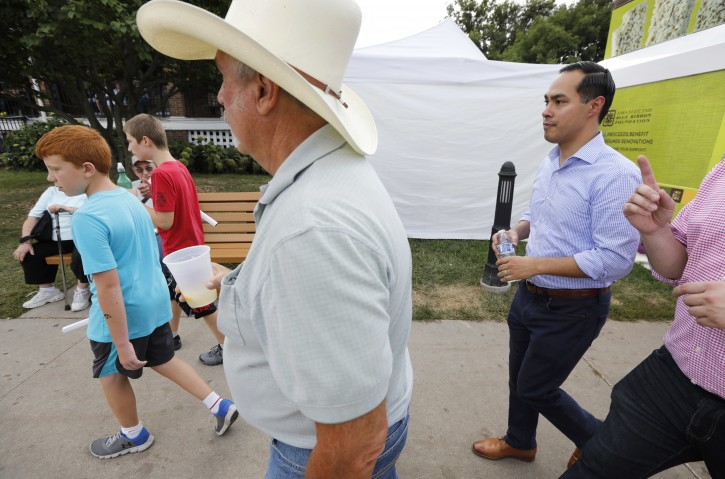 Austin, TX – Democrat Julian Castro Says He'll 'likely' Run In 2020