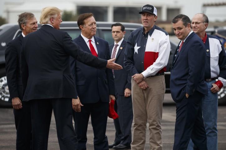 Houston – Cruz Predicts Trump Wins Re-election In 2020