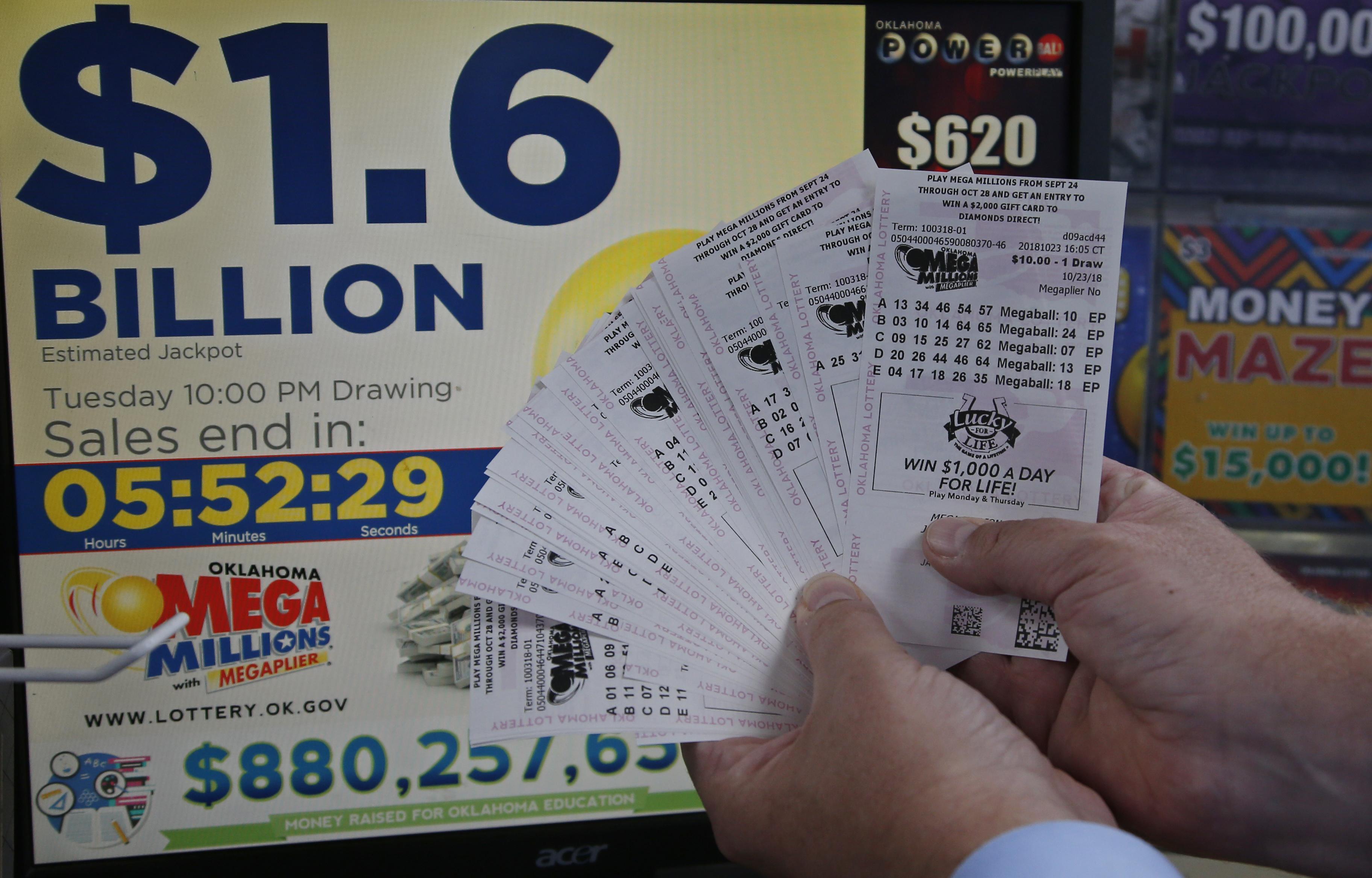 america lotto jackpot