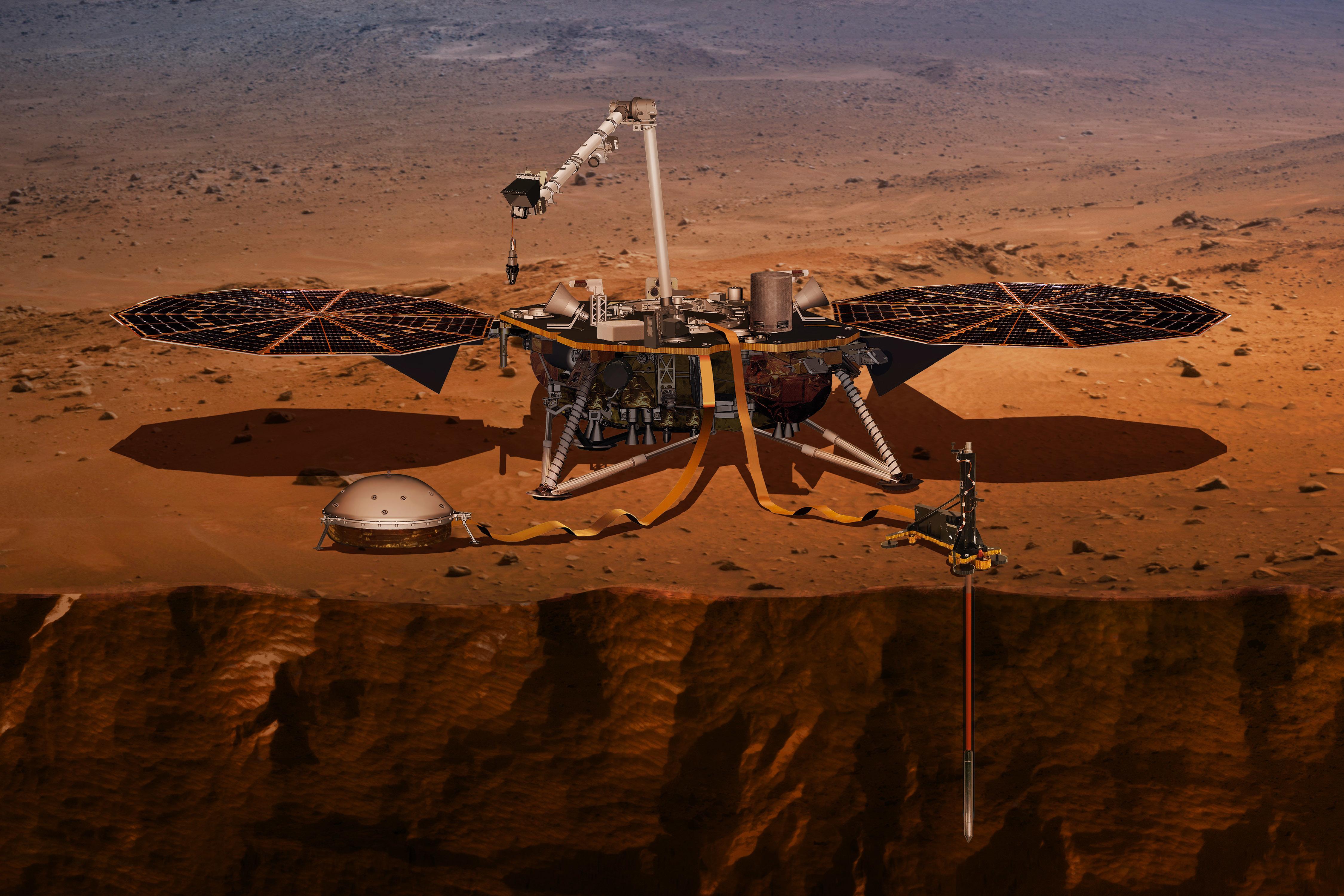 nasa mars landing article - photo #2