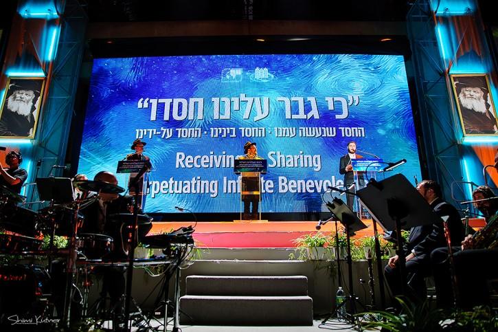 Rabbi Aryeh Weinstein (L) Rabbi Motti Flikshtein (C) Zach Horowitz (R)