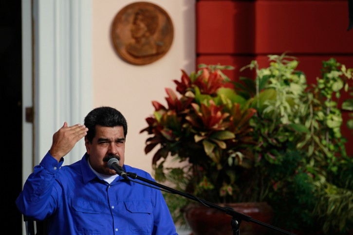Caracas – Venezuela's President Boosts Wages, Compares Trump To Hitler