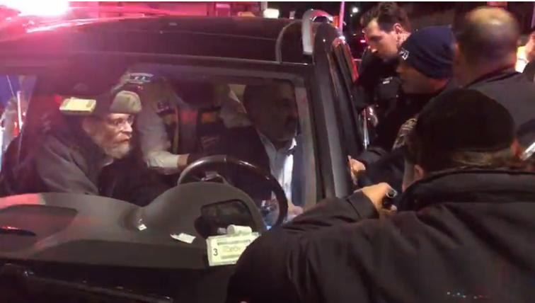 Brooklyn, NY - Ill Jewish Car Service Driver Reportedly