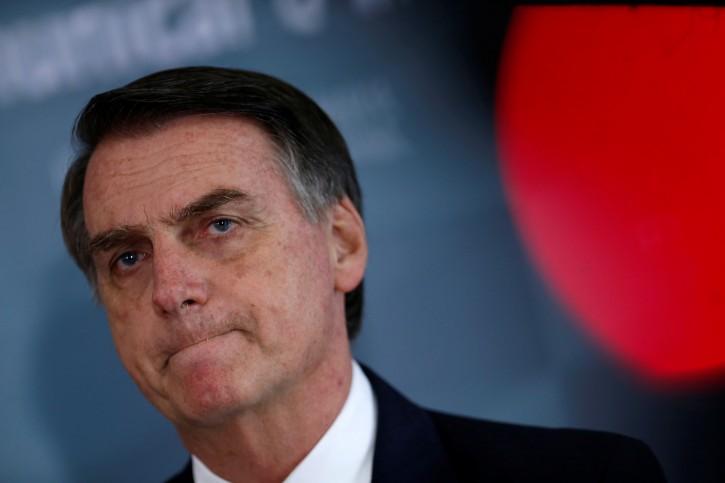 Brasilia – Arab League Tells Brazil's Bolsonaro Israel Embassy Move Could Harm Ties