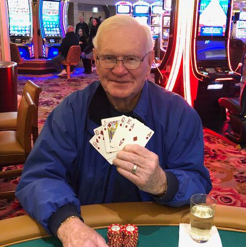 Atlantic City Nj Lakewood Man Turns 5 Poker Bet Into 1m At Casino