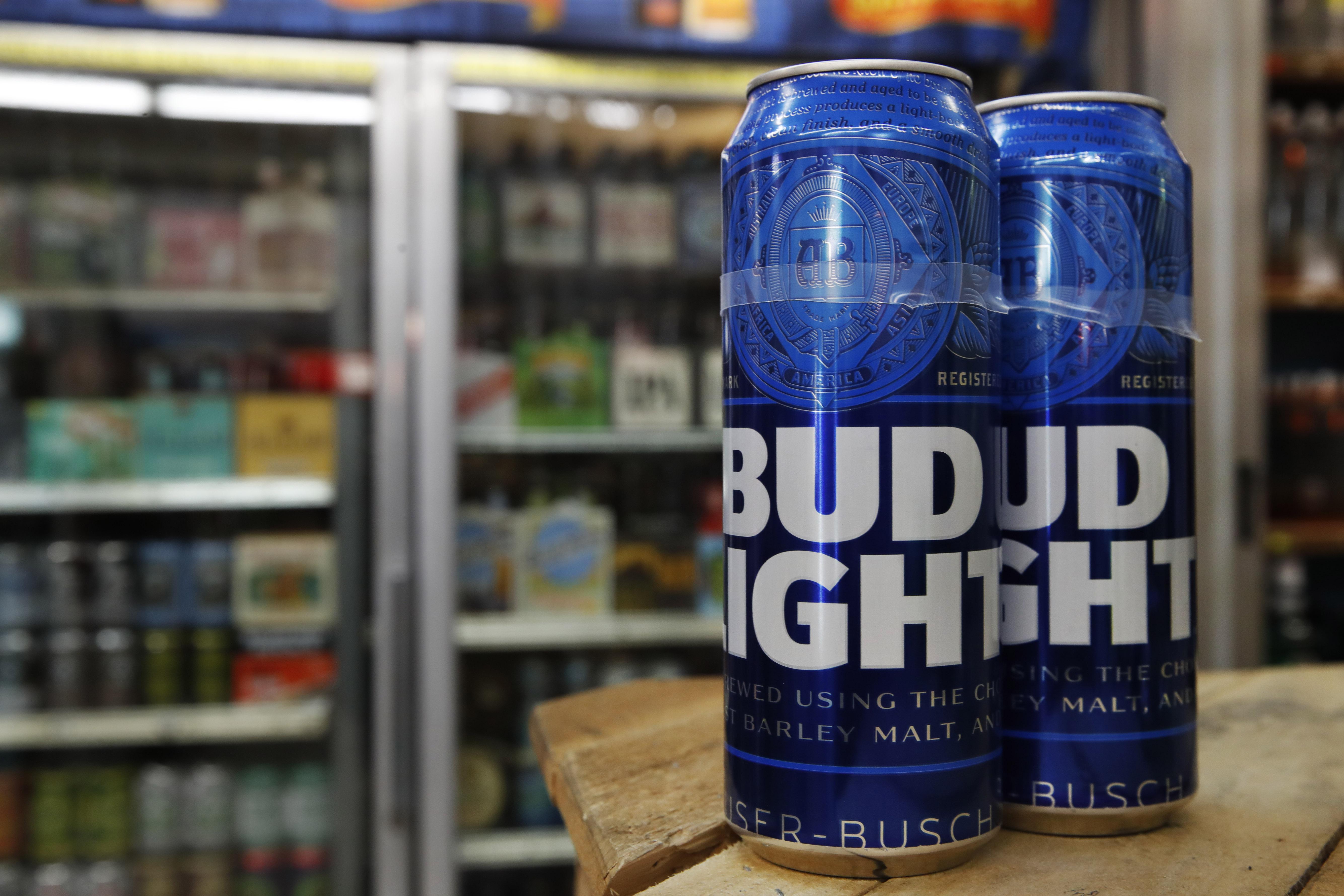 Detroit Bud Light Debuts Bigger Nutrition Labels