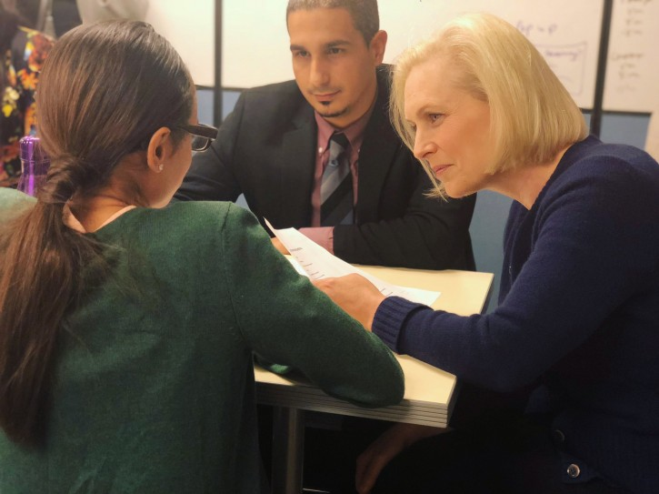 New York – Sen. Kirsten Gillibrand Jumps Into 2020 Presidential Race