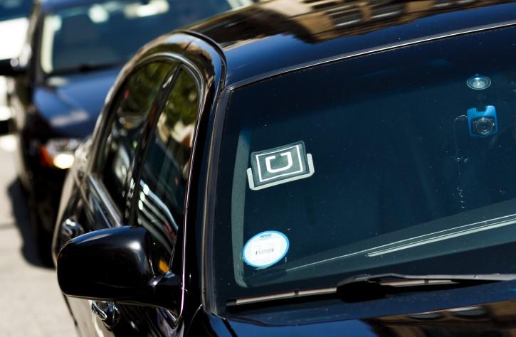 An Uber vehicle in New York, New York, USA, 09 August 2018. EPA