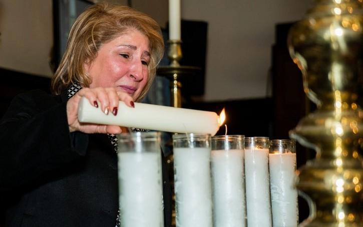 Samira Elias. In memory of her brother Hesqel Salih Hesqel and sister Suad Kashkush