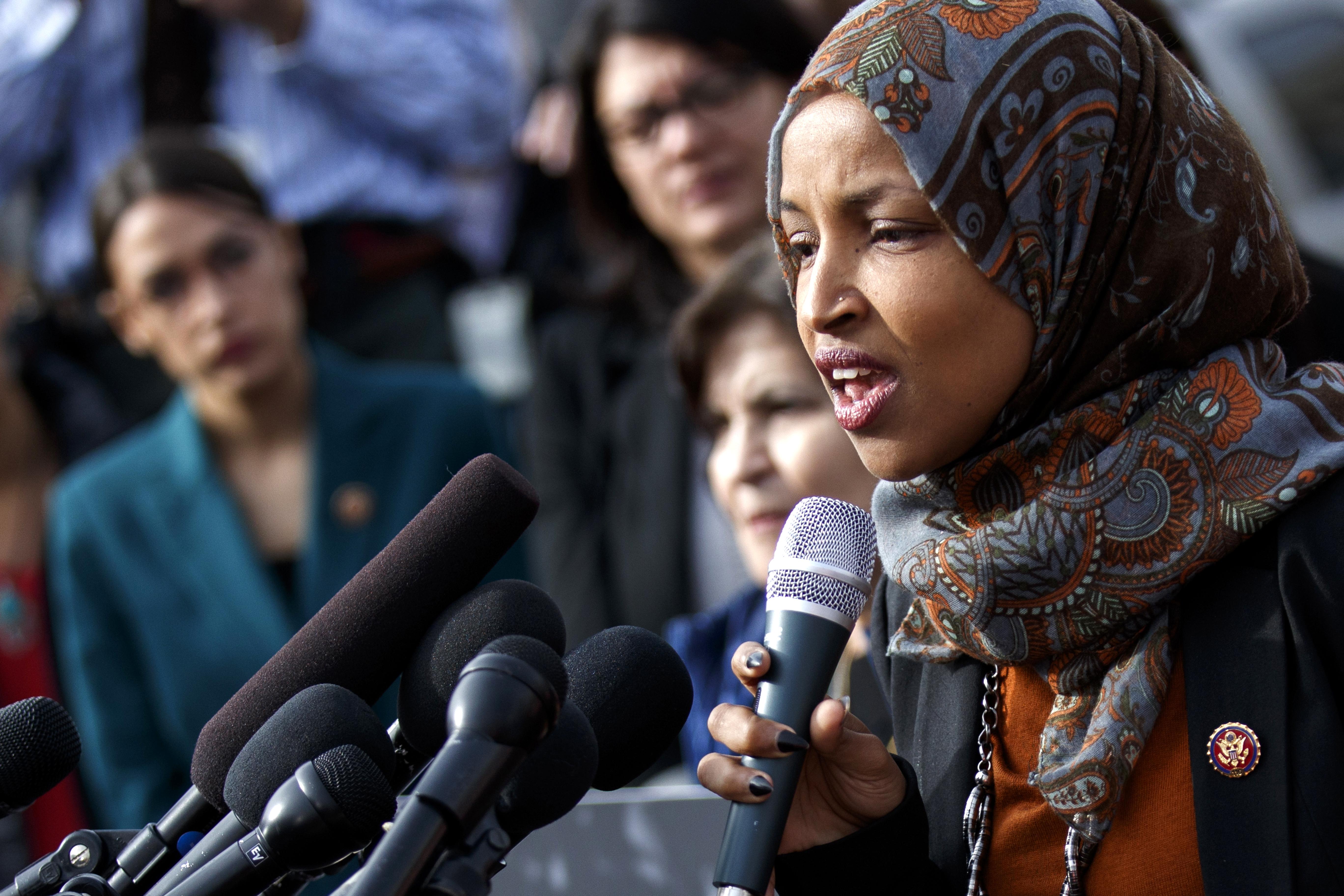 Washington - Omar To Keynote Event Alongside Official Who