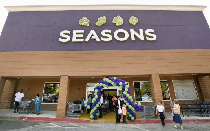 FILE - , Seasons in Baltimore Pikesville opened for business in 2017.