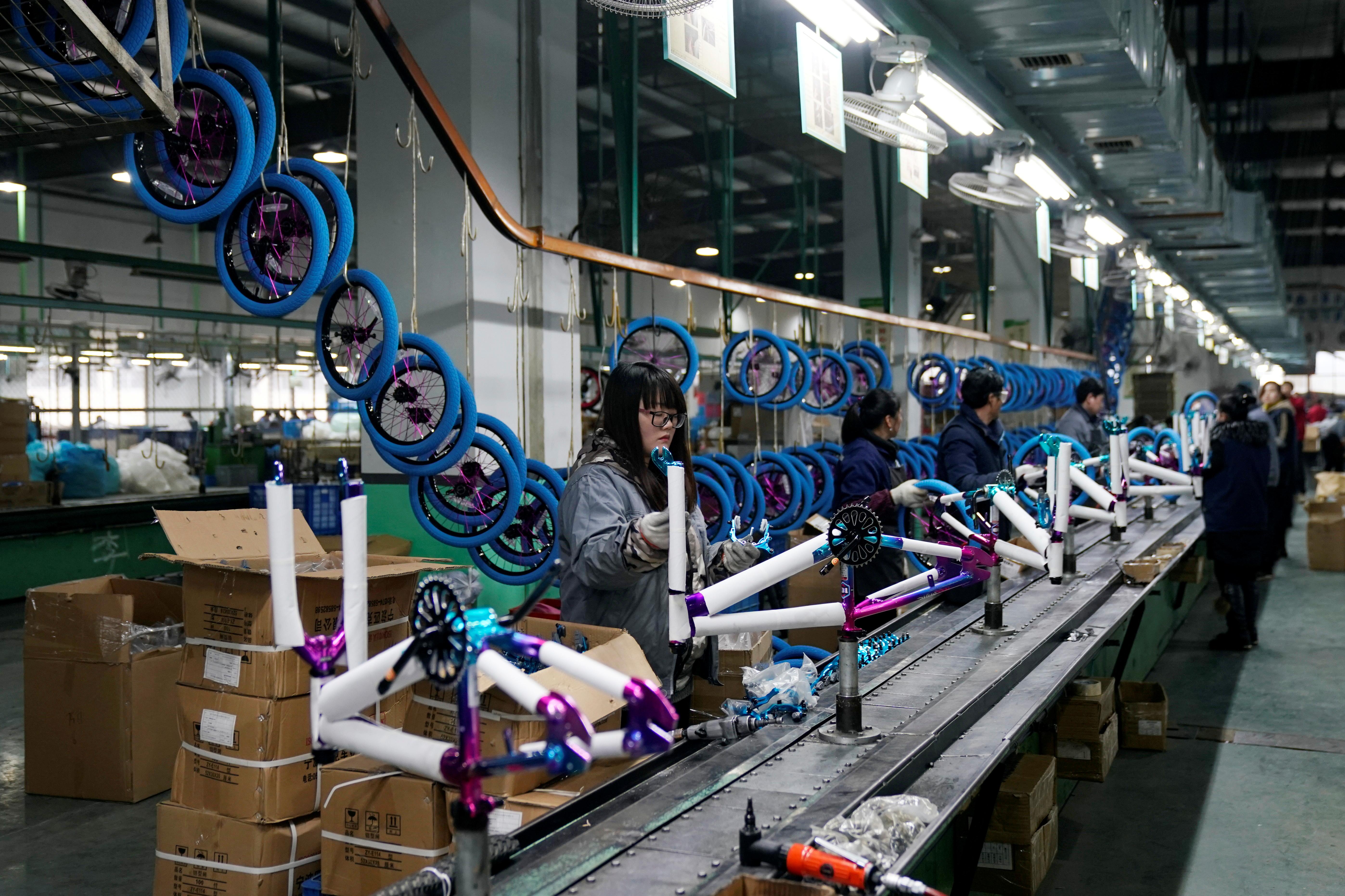 Parsippany, NJ - How U S  Bike Companies Are Steering Around Trump's