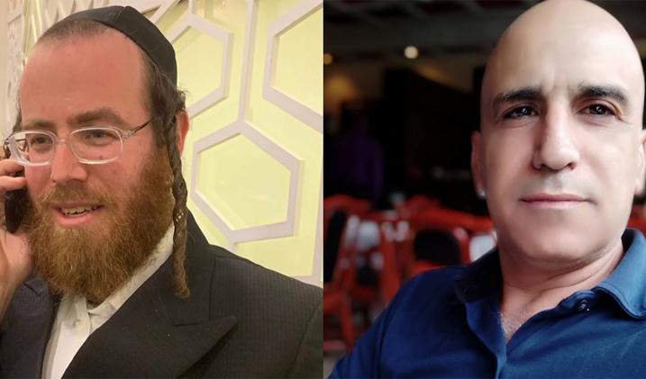 Yisroel Moseson and Shraga Yisrael