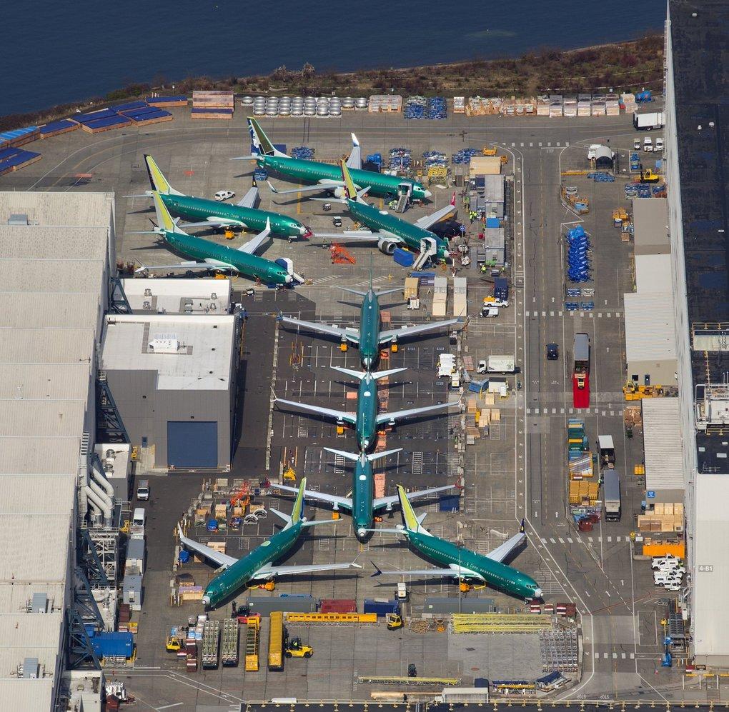 Renton Wa Seattle Times Boeings Safety Analysis Of 737 Max