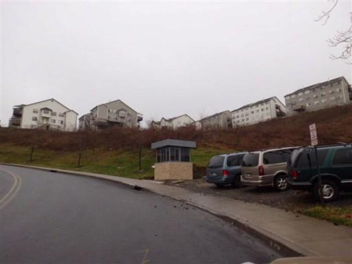 FILE - Dinev Road in Kiryas Joel