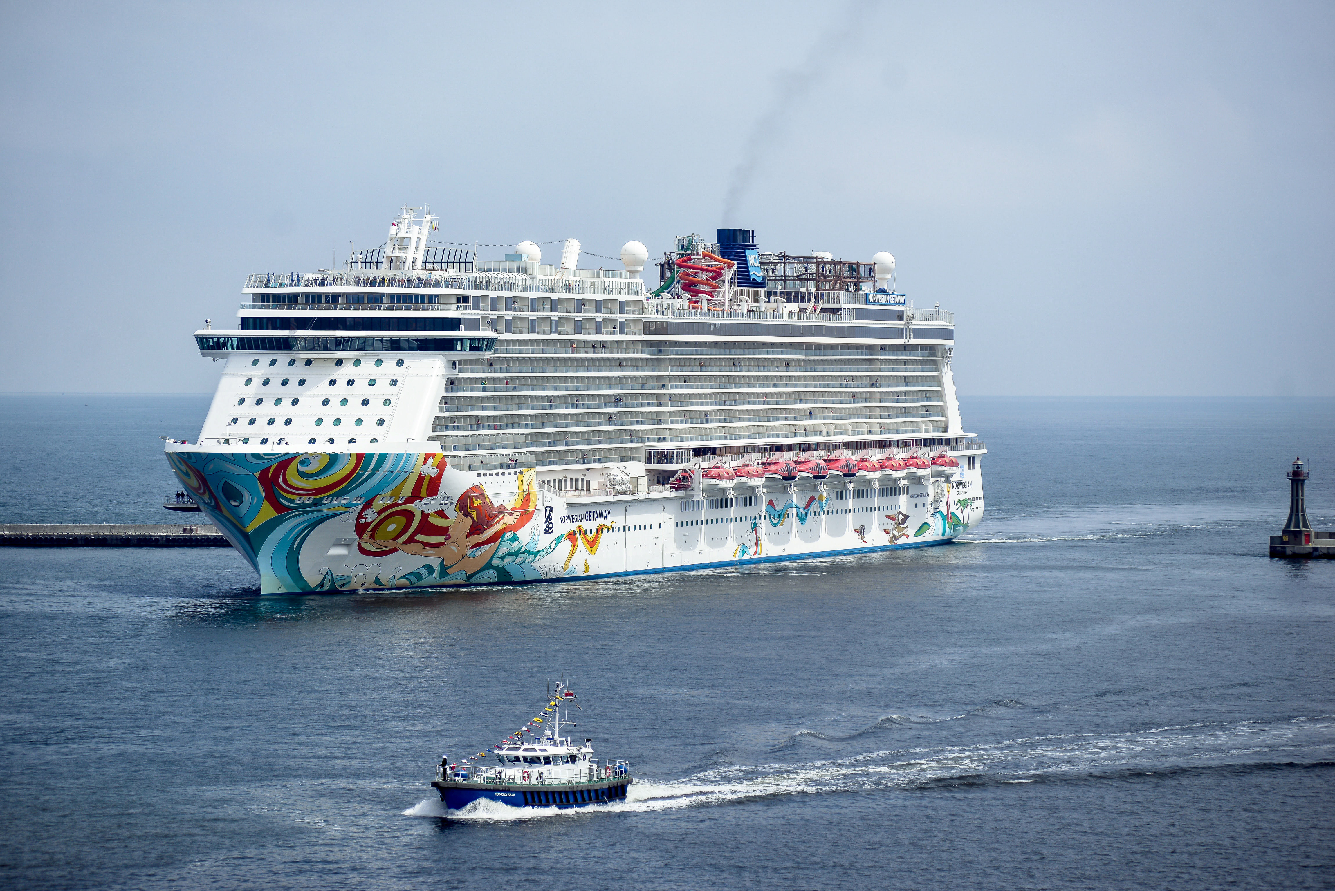 Miami, FL - Norwegian Cruise Line To Offer Kosher Food For