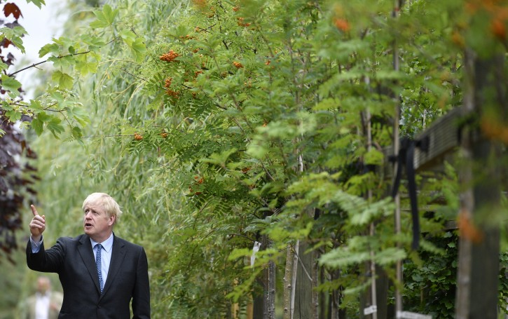 London – UK's Johnson Would Meet Trump To Negotiate Trade Deal After Becoming Prime Minister: The Times