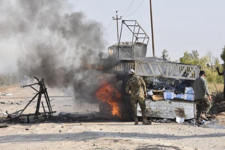 Baghdad – Iraqi Militia Says New Drone Attack Kills 2